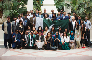 Call for emerging women leaders from Pakistan to apply for UK's Chevening scholarship scheme